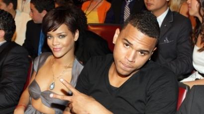 Rihanna provokálta Chris Brownt