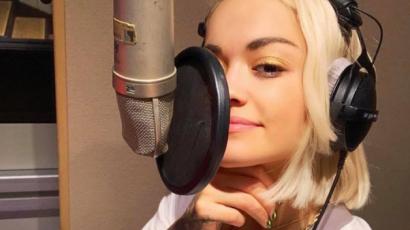 Rita Ora minden percben megdolgozik a sikerért