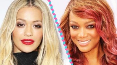 Rita Ora váltja Tyra Bankset a Topmodell leszek! élén