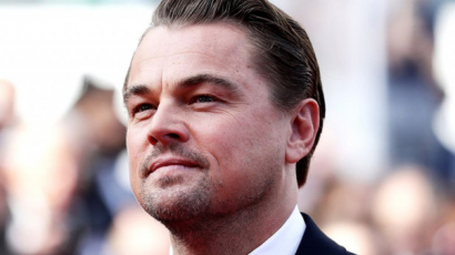 Ritka alkalom! Leonardo DiCaprio édesapjával mutatkozott