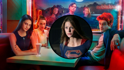Riverdale-be látogat Supergirl