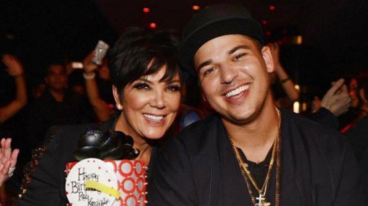 Rob Kardashian az édesanyja anyagi támogatására szorul