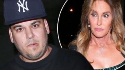 Rob Kardashian nem engedi újszülött lánya közelébe Caitlyn Jennert