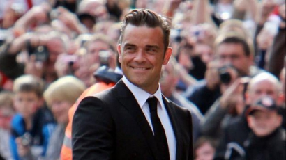 Robbie Williams féltékeny Harry Stylesra