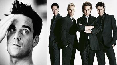 Robbie Williams újra a Take Thatben zenél