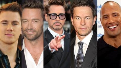Robert Downey Jr. a legjobban kereső színész