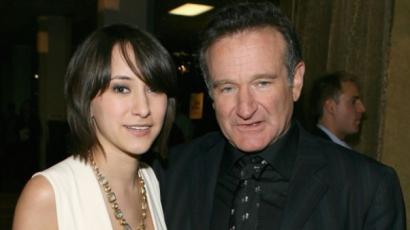 Robin Williams lánya folytatja apja munkáját