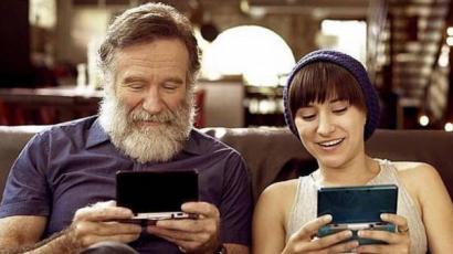 Robin Williams lánya Instagramon csinált egy tesztet, megható eredmény jött ki