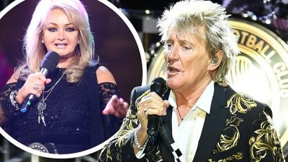 Rod Stewart és Bonnie Tyler közös albumot készítenek