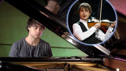 Romantika zongorára – Alexander Rybak zenét írt barátnője születésnapjára