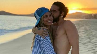 Romantikus videót osztott meg Heidi Klum férjével, Tom Kaulitz-cal