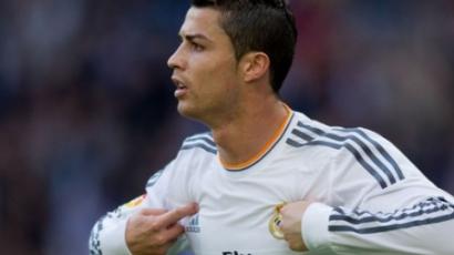 Ronaldo leukémiás gyerekeknek segít