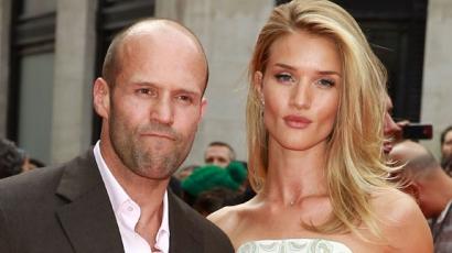 Rosie és Jason Statham újra együtt