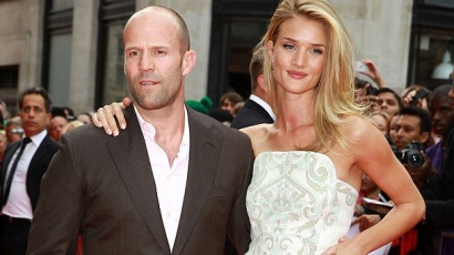 Rosie és Jason Statham különváltak