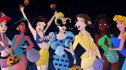 Rossz útra tértek a Disney-hercegnők