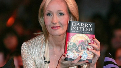 Rowling folytatja a Harry Pottert