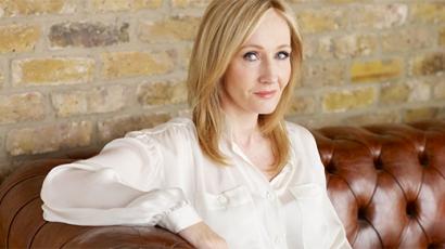 Rowling következő könyve 10 év alatti gyerekeknek fog szólni