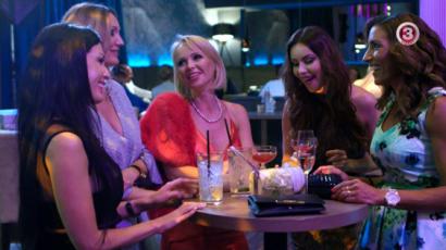 Rubint Réka kiszállt a Feleségek luxuskivitelben című reality-sorozatból