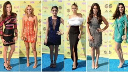 Ruhamustra: Teen Choice Awards 2015