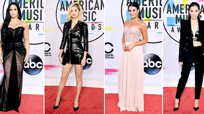 Ruhamustra: American Music Awards – 2017