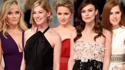 Ruhamustra: BAFTA-gála
