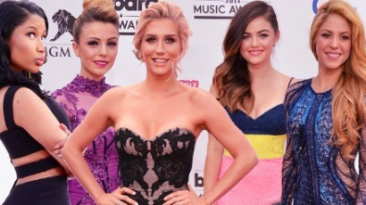 Ruhamustra: Billboard Music Awards 2014