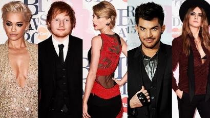 Ruhamustra: BRIT Awards
