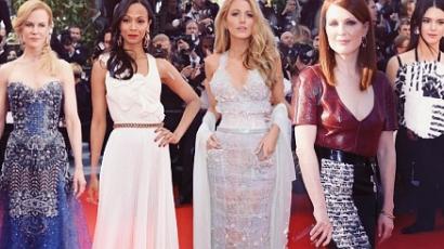 Ruhamustra: Cannes-i Filmfesztivál — 1-2. nap