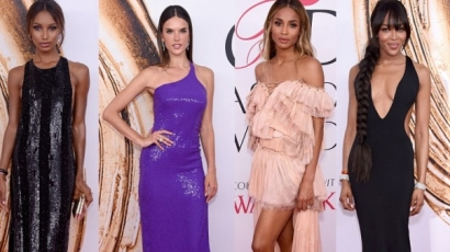 Ruhamustra: CFDA Fashion Awards