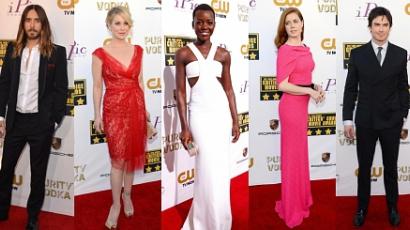 Ruhamustra: Critics Choice Awards 2014