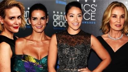 Ruhamustra: Critics' Choice TV Awards 2015