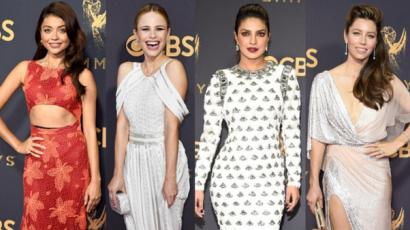 FRISSÍTVE! Ruhamustra: Emmy Awards 2017