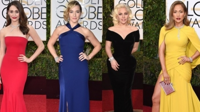 Ruhamustra: Golden Globe Awards 2016