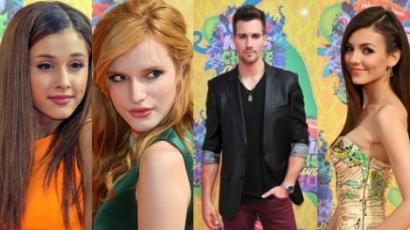 Ruhamustra: Kids' Choice Awards 2014