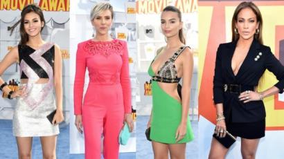 Ruhamustra: MTV Movie Awards 2015