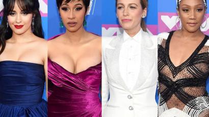 Ruhamustra: MTV Video Music Awards 2018