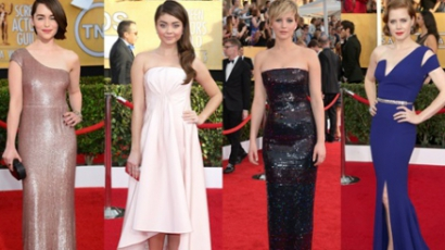 Ruhamustra: Screen Actors Guild Awards 2014