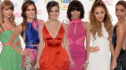 Ruhamustra: Teen Choice Awards 2014
