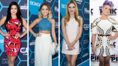 Ruhamustra: Young Hollywood Awards 2014