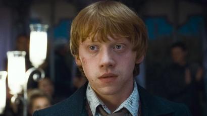 Rupert Grint bármikor visszatérne a Harry Potter-világába