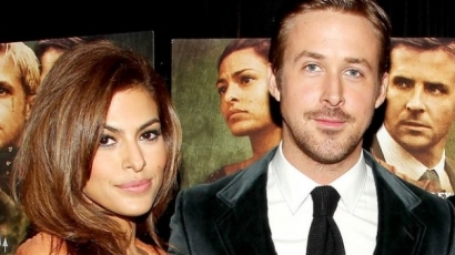 Ryan Gosling titokban elvette Eva Mendest