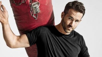 Ryan Reynolds depressziós lesz, ha nem sportolhat