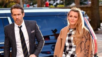 Ryan Reynolds és Blake Lively elnézést kért az esküvőjéért