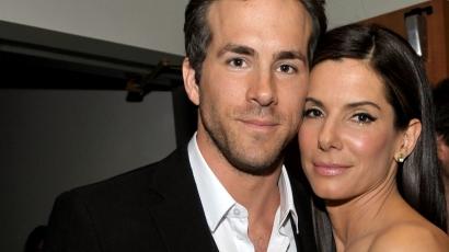 Ryan Reynolds és Sandra Bullock ismét együtt