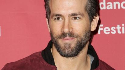 Ryan Reynolds kipróbálta a szoptatást