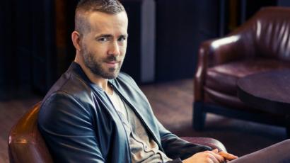 Ryan Reynoldsot megrémíti az apaság