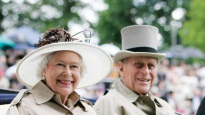 Saját ginnel rukkolt elő a Buckingham-palota