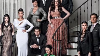 Saját üdvözlőlap a Kardashian lányoktól