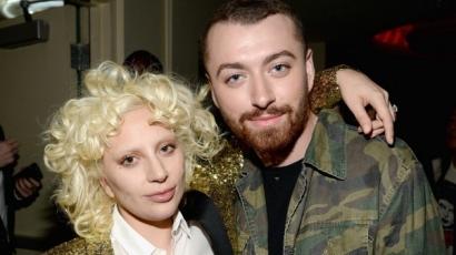 """Sam Smith: """"Én vagyok Lady Gaga legnagyobb rajongója"""""""