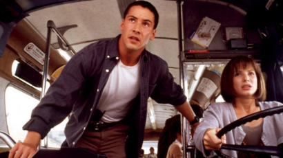 Sandra Bullock bevallotta, a Féktelenül forgatása során belehabarodott Keanu Reevesbe